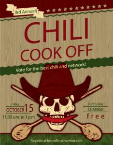 Fridays at the Chamber: Chili Cook-Off